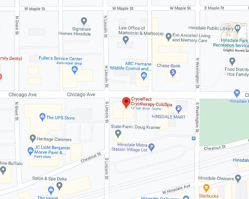 CryoEffect Lincoln Park Location