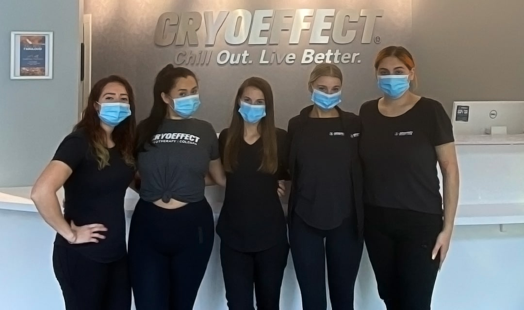 CryoEffect Team River North